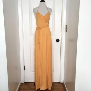 Rachel Pally Maxi Wrap Dress